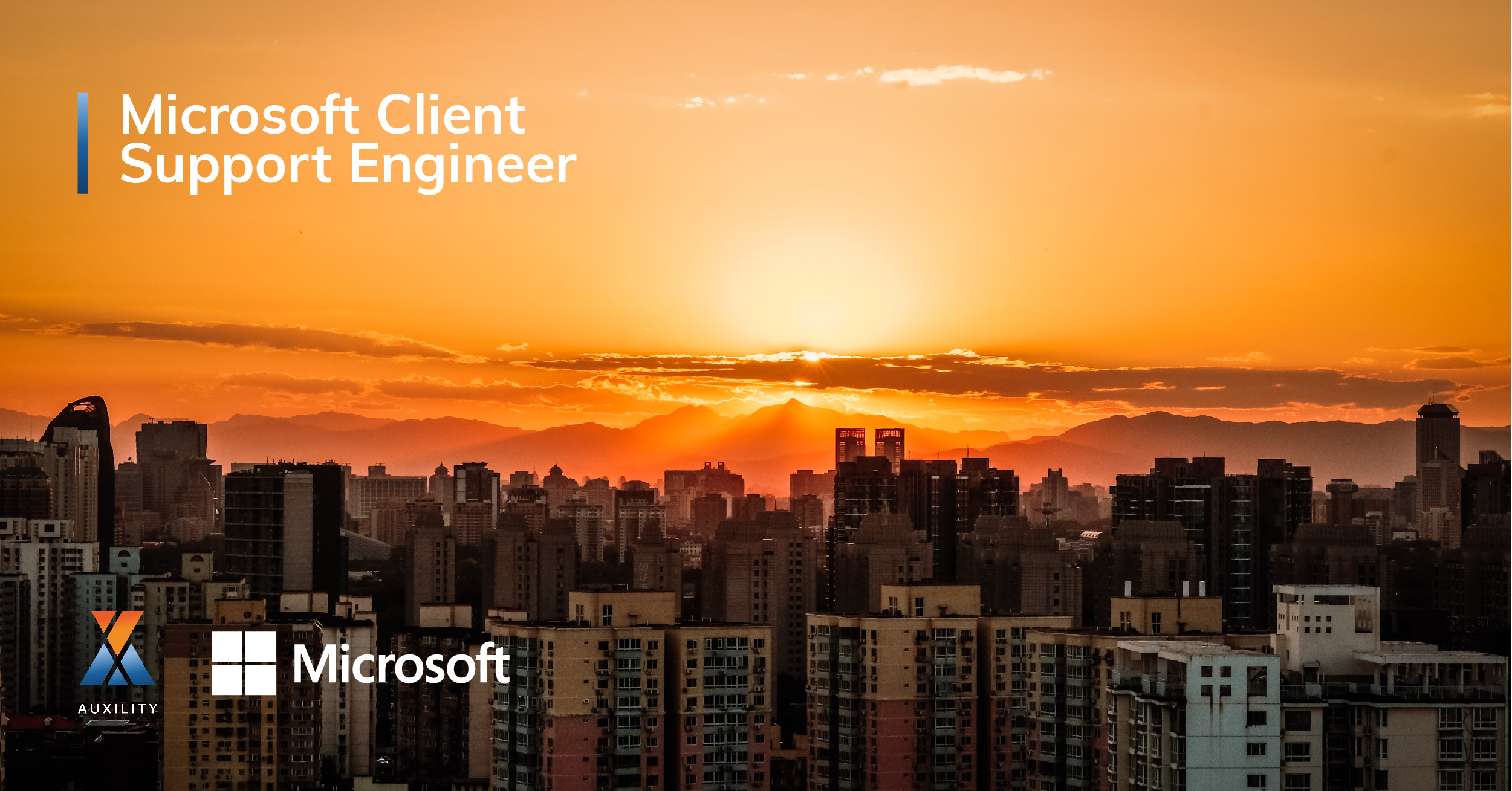 Microsoft Client Support Engineer